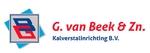G van Beek kalverstalinrichtingen